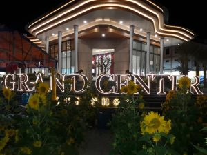 quảng cáo GRAND CENTER